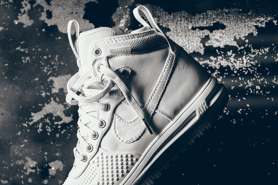 The Nike Lunar Force 1 Duckboot is available at our shop now