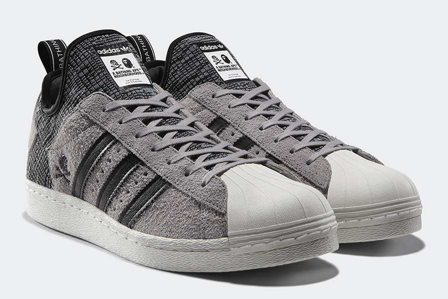 cb4950a9550d ... the Superstar BOOST mid-top blends the design DNA of the classic adidas  Superstar with contempary sports performance. The shoe features a a  classic