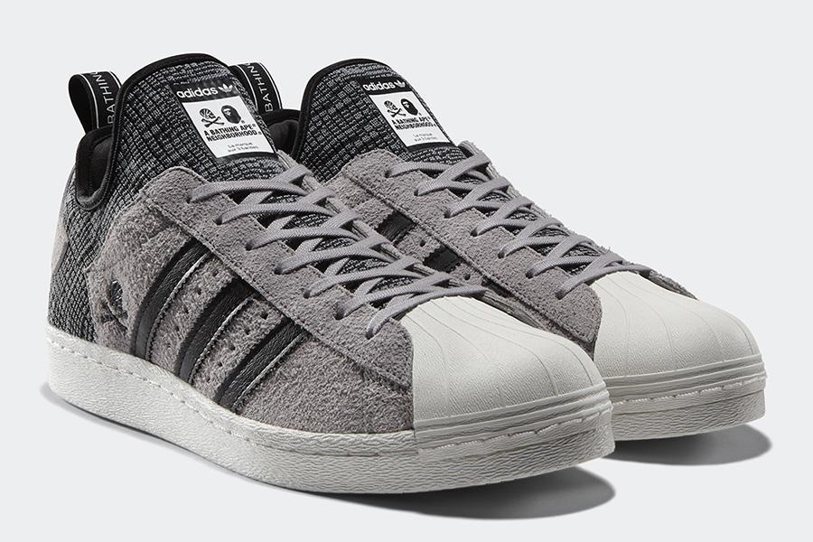adidas superstar boost grey