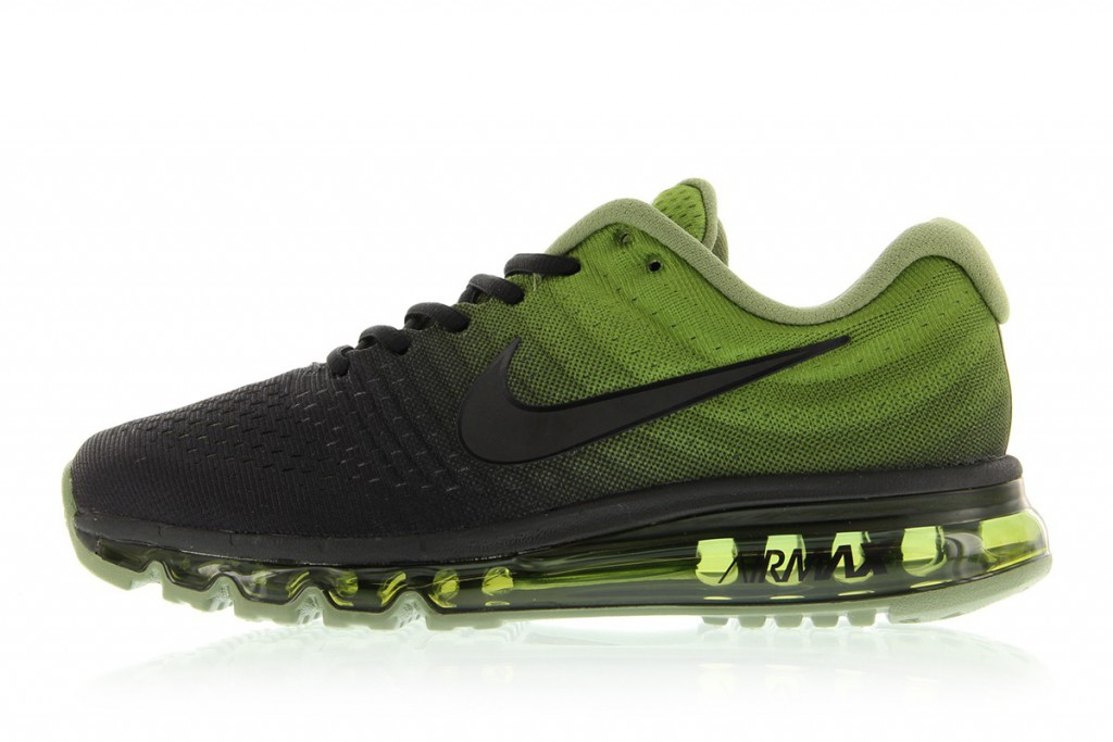 NIKE AIR MAX 2017 (BLACKPALM GREEN)