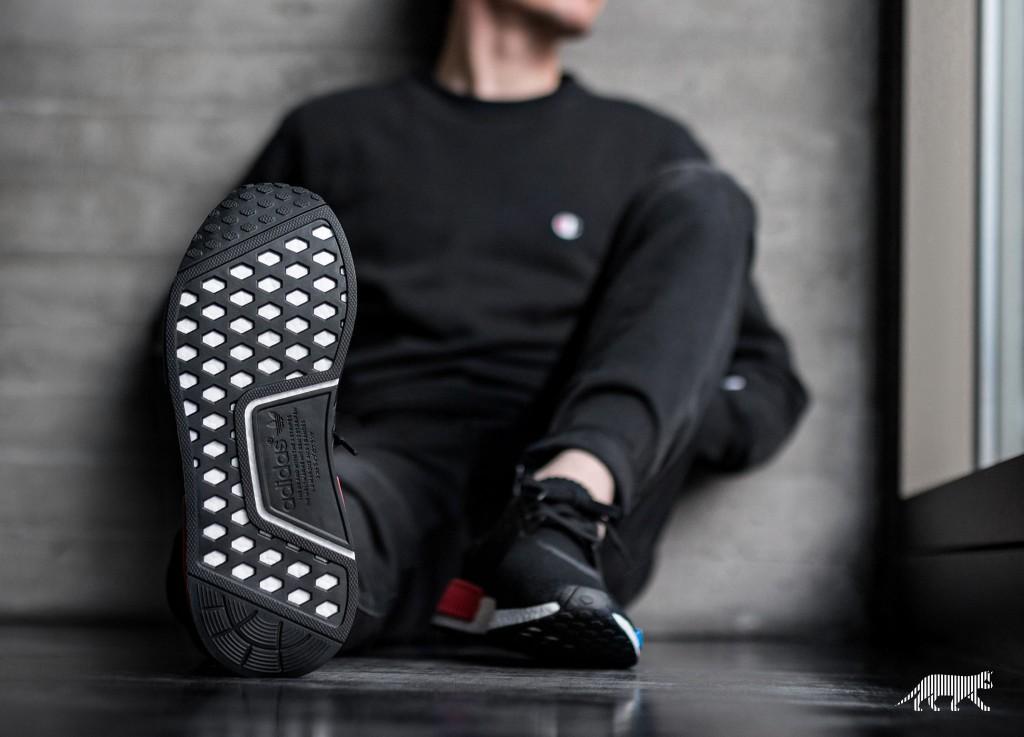 Adidas Nmd R1 Pk Og Svart 4FRjR