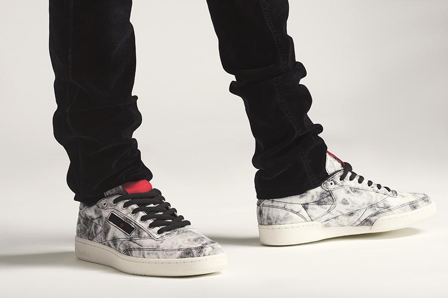 cd379cd5f781 Reebok Classic x Kendrick Lamar Club C Capsule - Sneakers Magazine