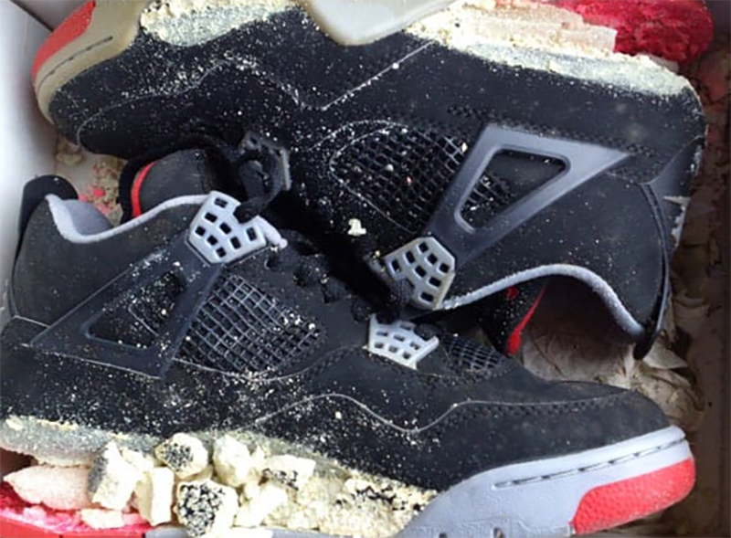 Burn Your Sneaker Collection