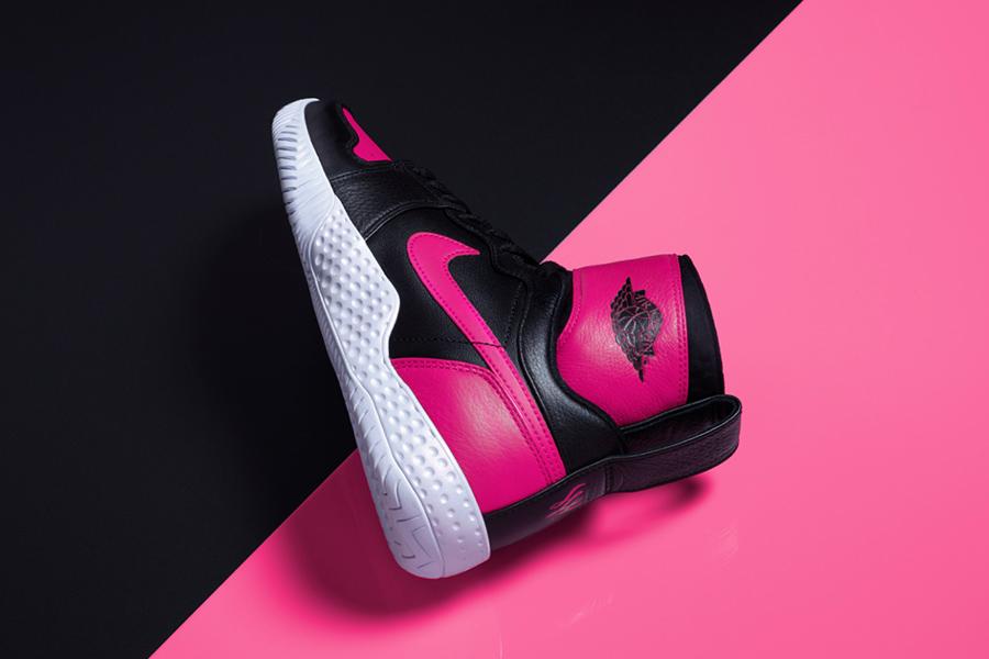 9151c2662a8a Serena Williams x NikeCourt Flare AJ1 - Sneakers Magazine