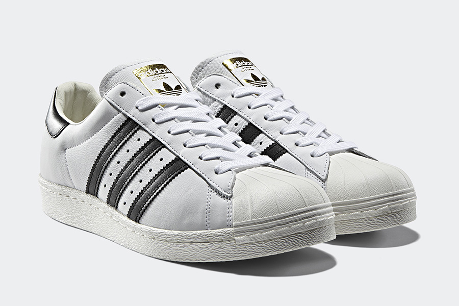 ee99baa3823d Comfort and a classic look are the driving forces  The adidas Originals  Superstar BOOST retains the original Shell Toe and tooling