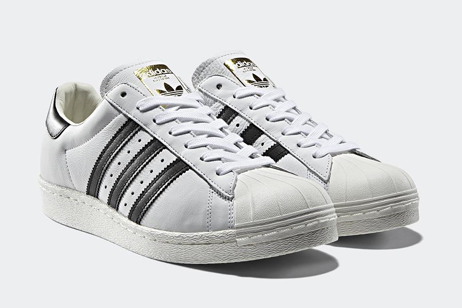 adidas Originals Superstar BOOST Sneakers Magazine