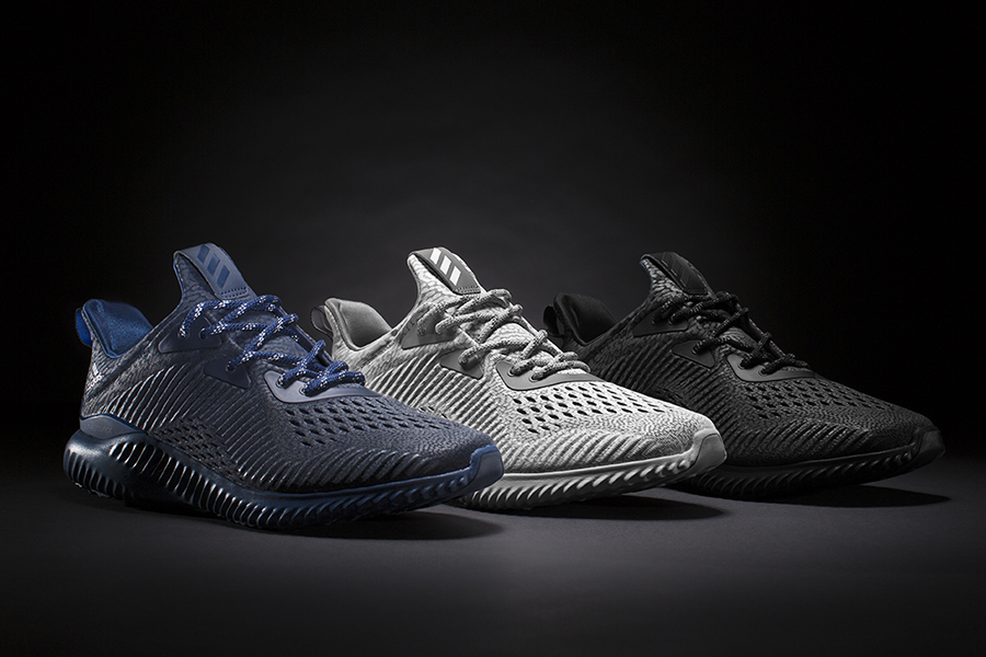 17c8af17ad6e3 A Close Look at the New adidas alphabounce ams Silhouette - Sneakers ...