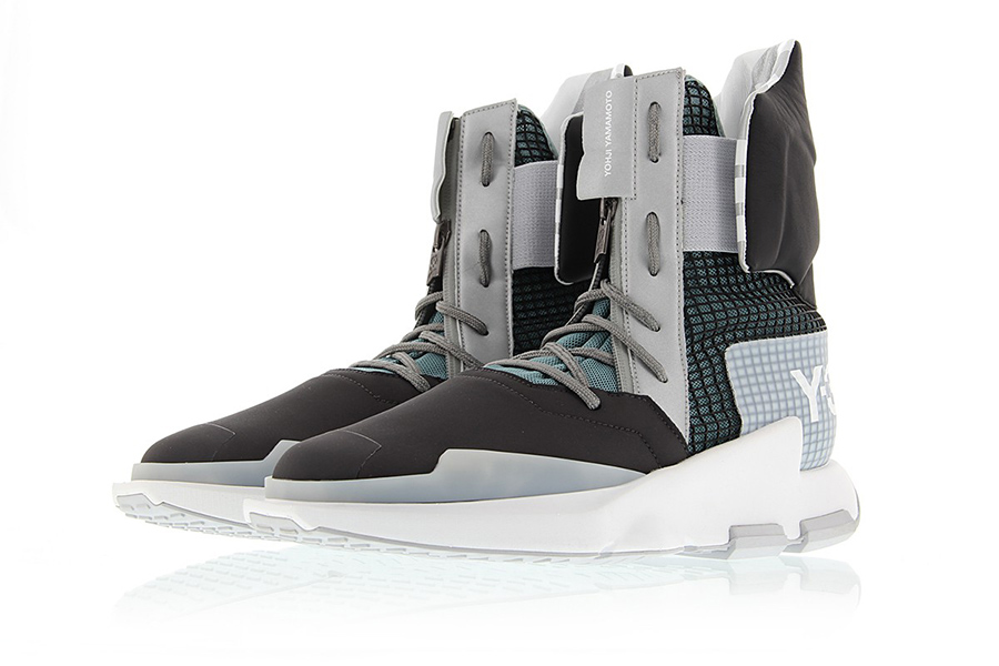 fc78bd61786b Yohji Yamamoto and adidas Release the Y-3 Noci High in New Colorway ...