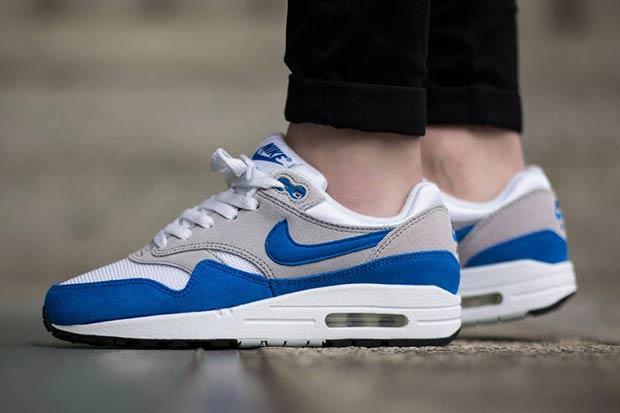 Nike Air Max 1 'Blue Suede'