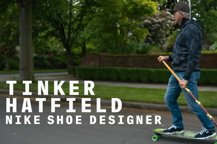 Watch Nike Designer Tinker Hatfield in New Documentary on