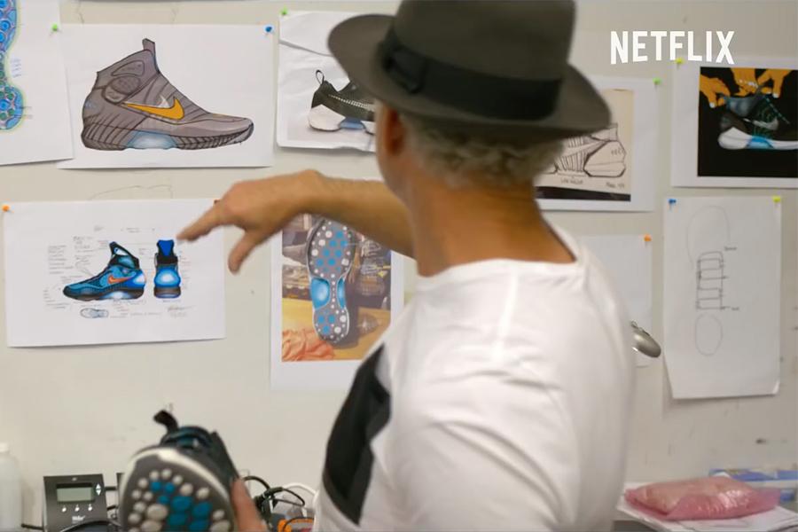 Watch Nike Designer Tinker Hatfield in New Documentary on Netflix ... c05e12487