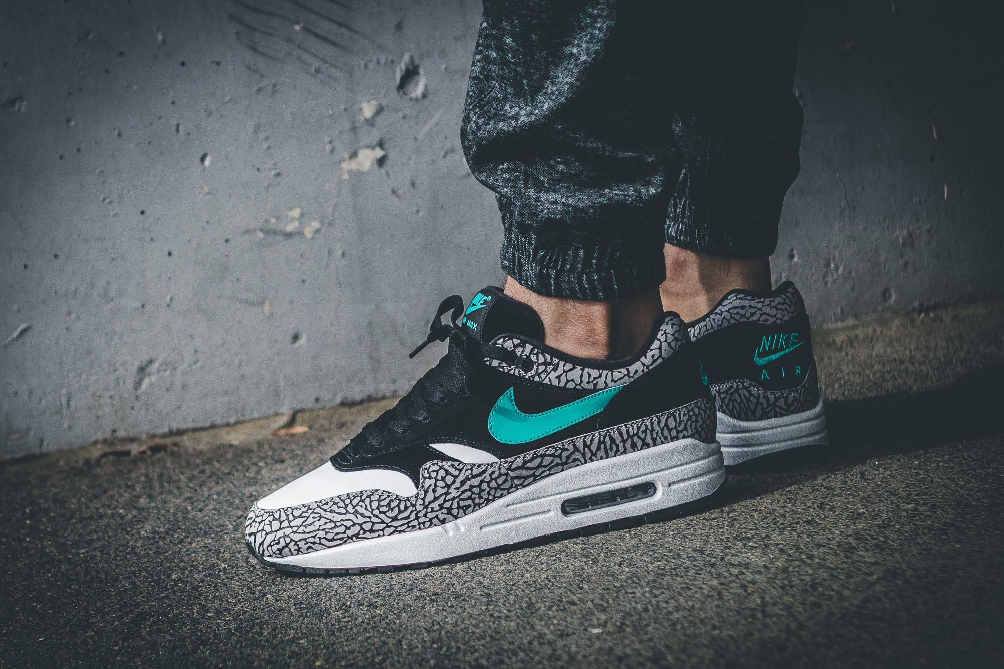 Nike Air Max 1 Premium Retro 2017 Atmos Elephant Mens sizes