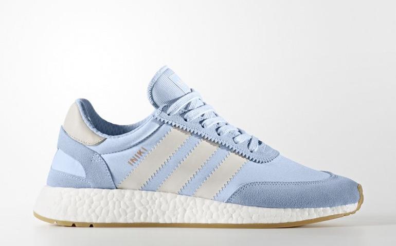 Adidas Iniki Runner Boost W Light Blue