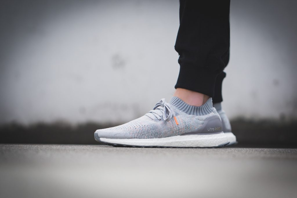 Adidas UltraBoost Uncaged (clear greymid grey grey )