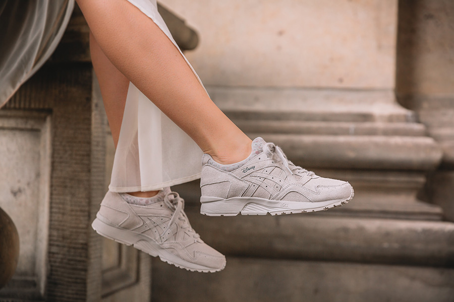 "On Feet Look at the New ASICS Tiger x Disney ""Beauty and the"