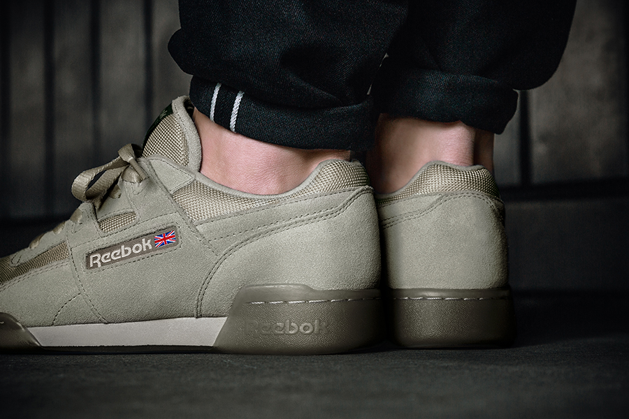 On Feet Look at the New Reebok Classic Urban Descent