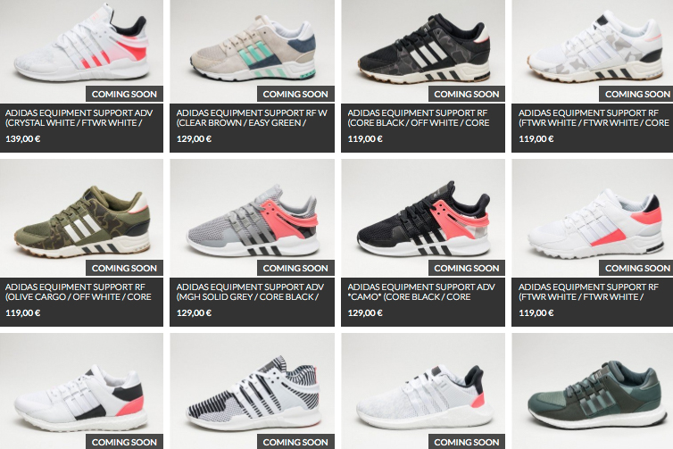 uk availability 92d73 edbc1 adidas Originals EQT Drop 2 – Release Info