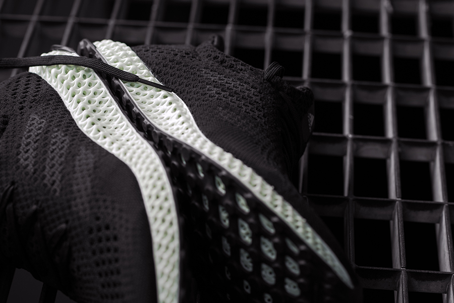 Adidas Futurecraft 4d Svart EPl2Q5s