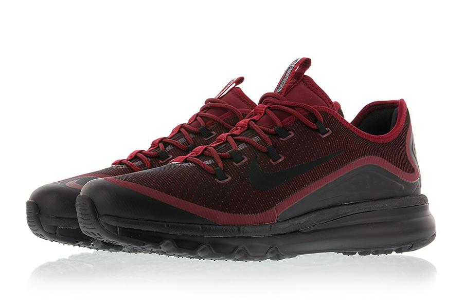 air max more sneaker low