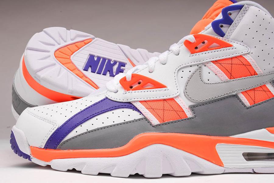 "2a51a2bfd0c6 Nike Air Trainer SC High ""Auburn"" - Sneakers Magazine"