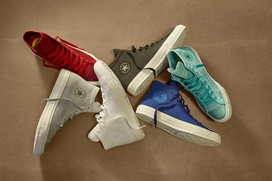 63bf7ef6a320 Converse Chuck Taylor All Star x Nike Flyknit Collection - Sneakers ...