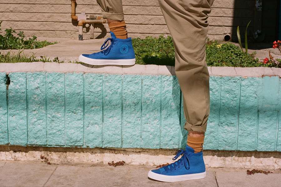 Converse Chuck Taylor All Star x Nike Flyknit Collection