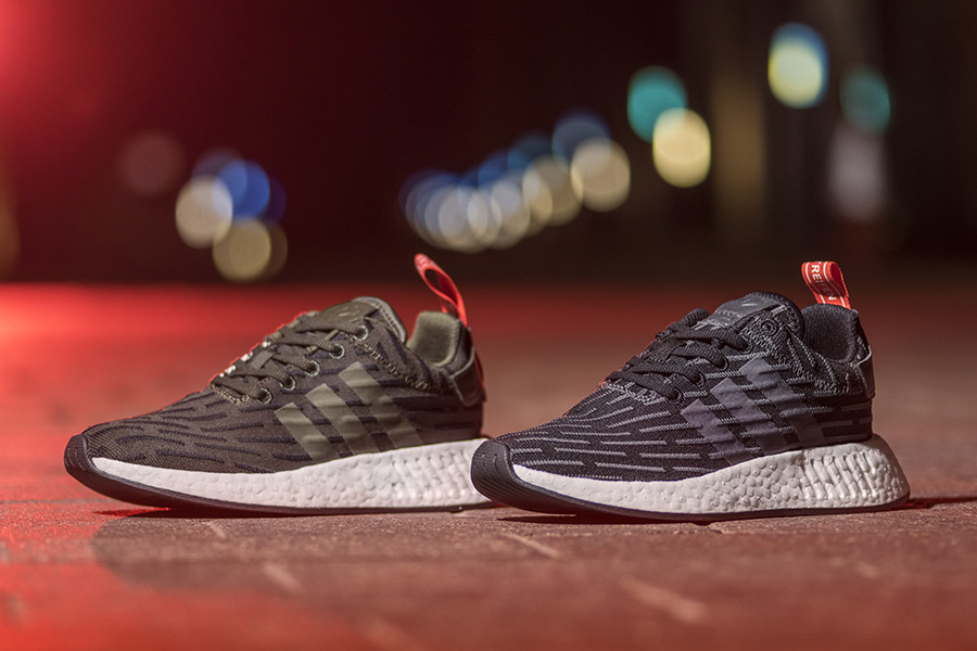 d115e555fc8f3 The NMD silhouette broke a lot of new ground for adidas when it was  released in 2015. Japanese architecture – particularly the dramatic clash  of high-tech ...