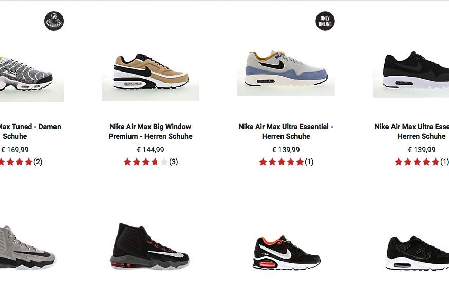 Nike Air Deals Great Air Great Max Nike Max uOTwZiPkX