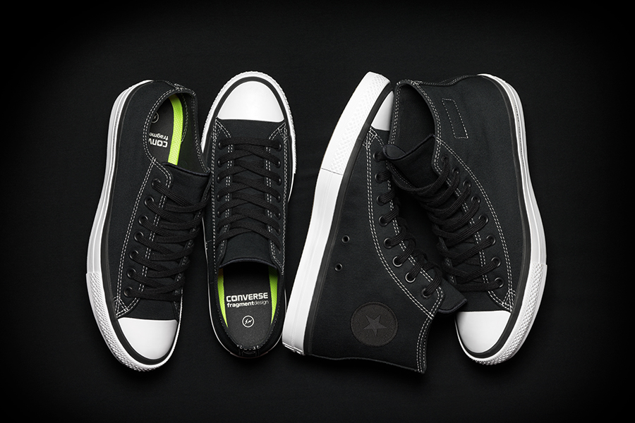 Converse x fragment design Chuck Taylor All Star SE