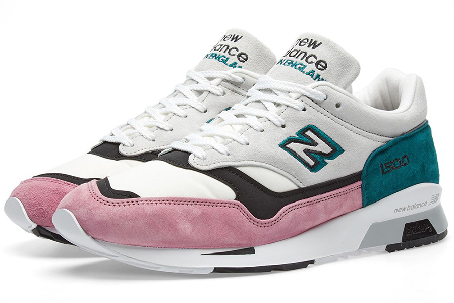 New Balance M1500PFT 'Flamingo' - Made in England - Sneakers Magazine
