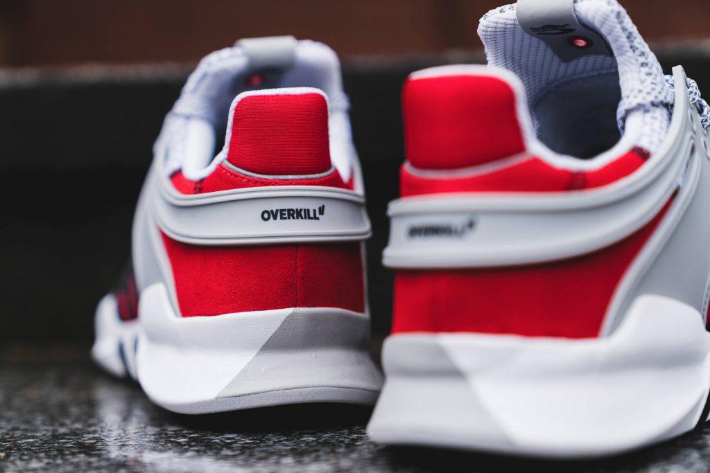 Overkill x adidas Consortium EQT