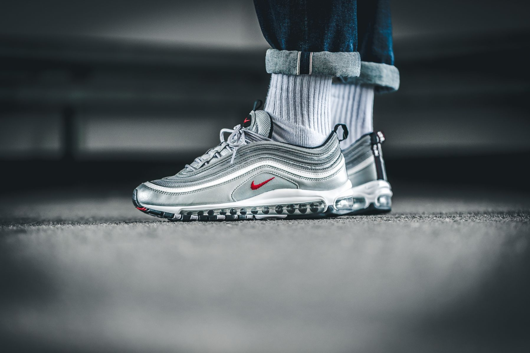 nike air max 97 silver bullet release