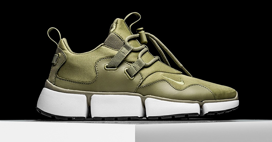 "Nike Pocket Knife DM ""Trooper Green"""