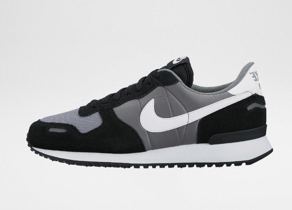 Nike Air Vortex Retro Black Summit White Grey