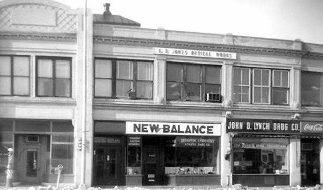 new balance 1906