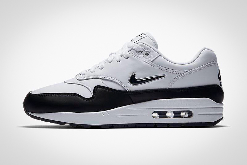 "new product 3dc4d 7d08c Nike Air Max 1 Premium SC Jewel ""Black   White"""