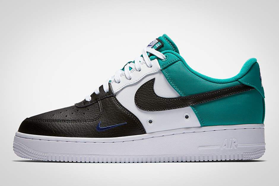 "info for 02167 3b5a8 Nike Air Force 1 Low ""Mini-Swoosh"""
