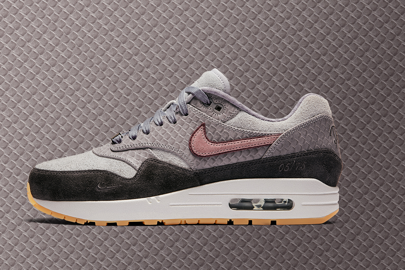 "1ec2774bce38 Nike Air Max 1 iD ""Paris"" for women"