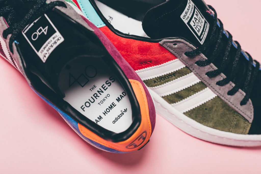 info for 560d4 3fb6c adidas Originals x The Fourness x JAM HOME MADE Campus 80s Jam (2015) ...