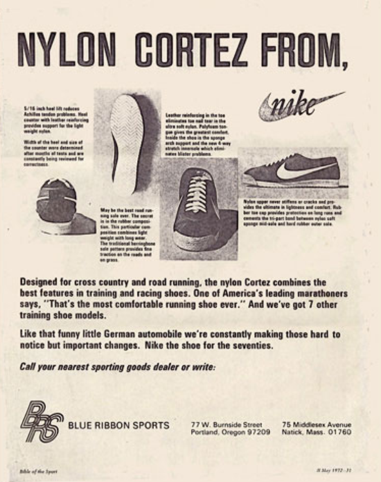 History Check – 45 Years of Nike Cortez - Sneakers Magazine