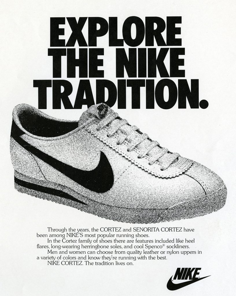 new style bad34 94a6d History Check – 45 Years of Nike Cortez - Sneakers Magazine
