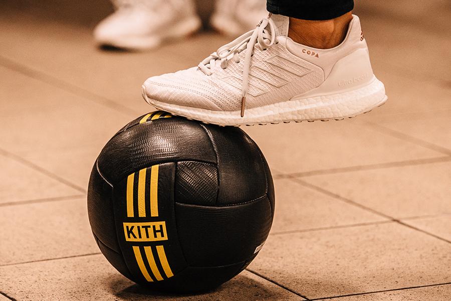 Ronnie Fieg – Kith x adidas Football 2018 Collection