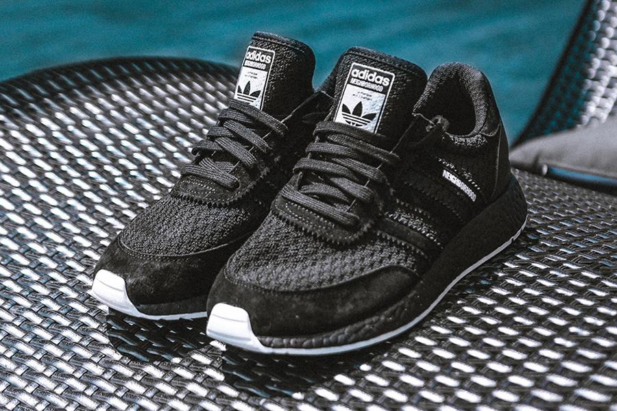 Neighborhood x Adidas Iniki Runner Boost 2017 (by