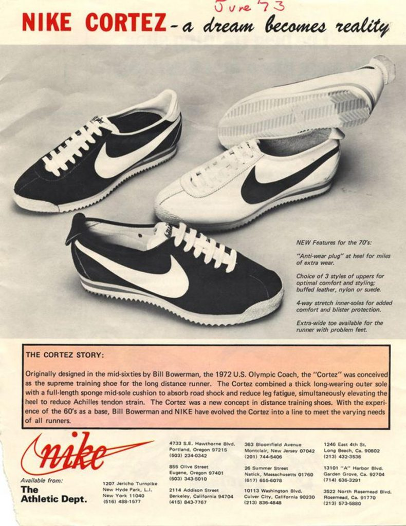 new style 3e3df d1c4b History Check – 45 Years of Nike Cortez - Sneakers Magazine