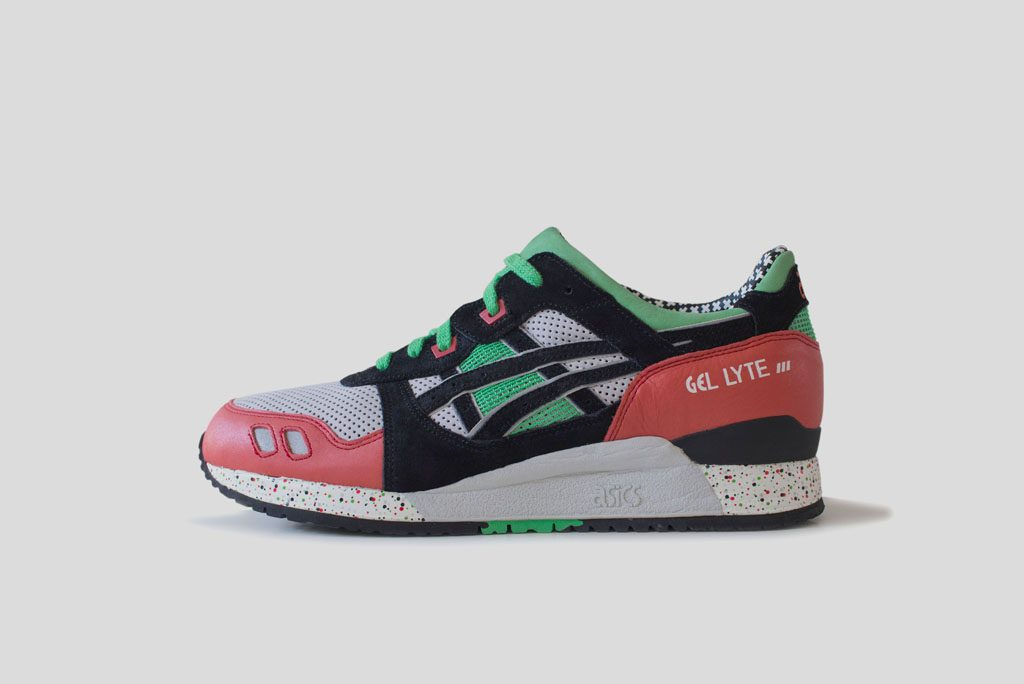pretty nice a8ab1 645b3 10 Years of Patta Amsterdam X Asics Collabs