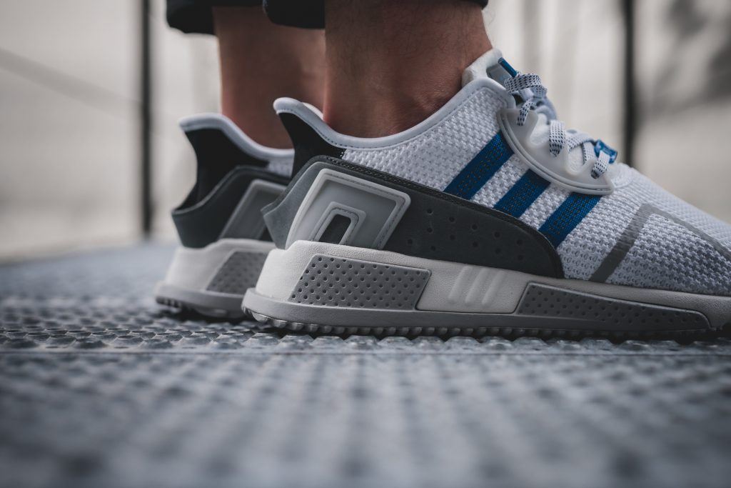 9b52ca37322d The green version of the adidas EQT Cushion ADV will be available in Europa  only. adidas Originals flagship stores and selected retailers such as  Solebox ...