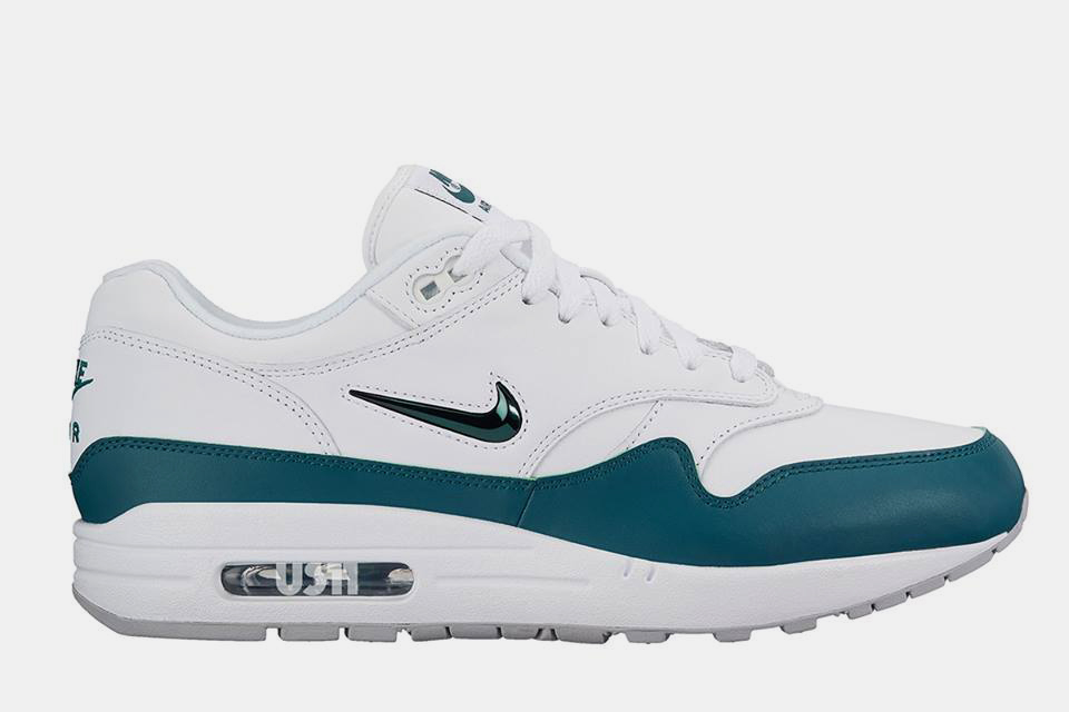 "More Nike Air Max 1 ""Jewel"" colorways"