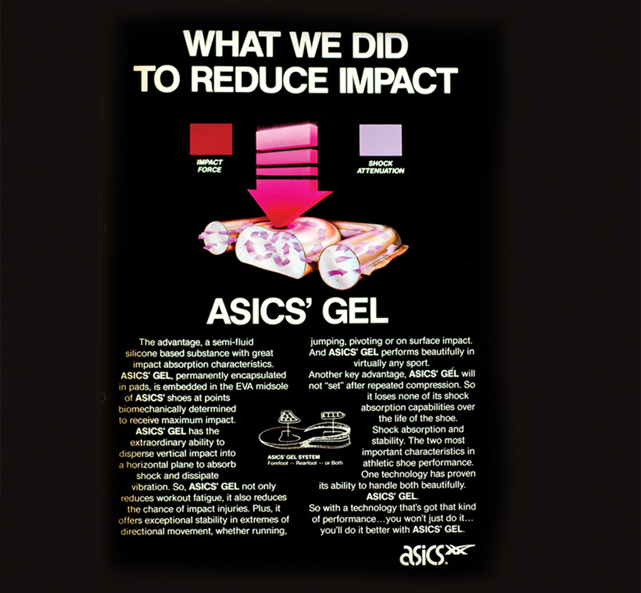 History Check – Asics GEL-Lyte from
