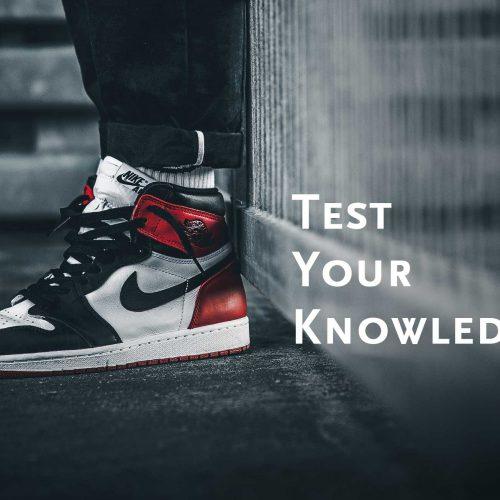 The Big Air Jordan Quiz