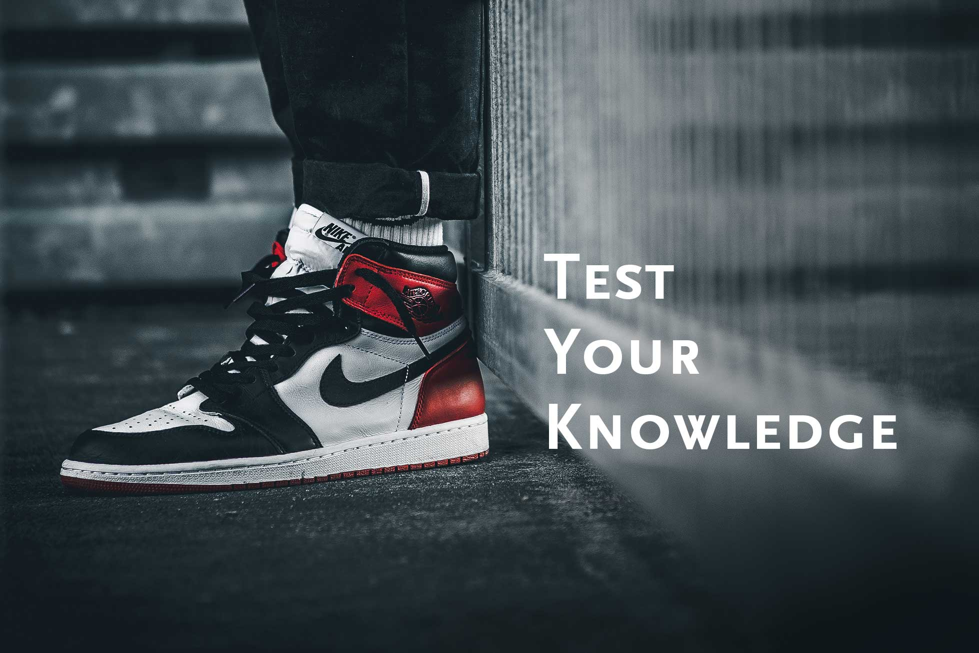 84e5714fe54 The Big Air Jordan Quiz